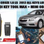 Vvdi Key Tool Max Mini Obd Program Chevrolet Cruze Ls 2012 Akl 01