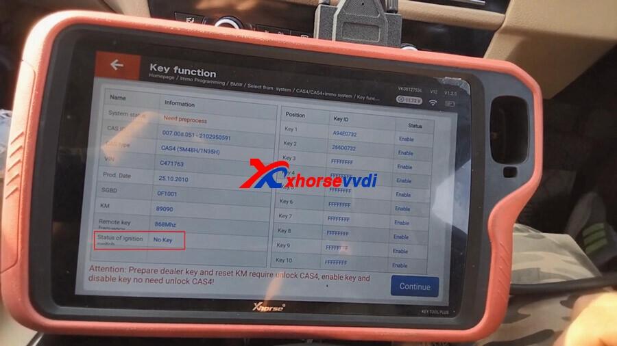 vvdi-key-tool-plus-program-bmw-520d-cas4-all-keys-lost-11