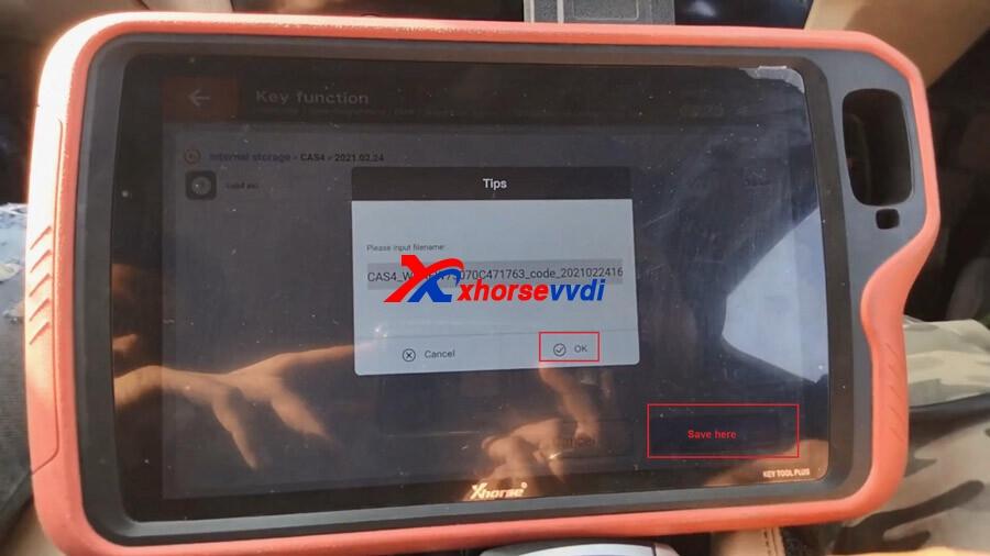 vvdi-key-tool-plus-program-bmw-520d-cas4-all-keys-lost-13