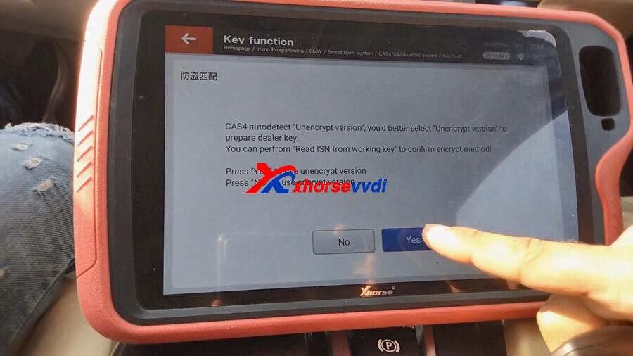 vvdi-key-tool-plus-program-bmw-520d-cas4-all-keys-lost-18