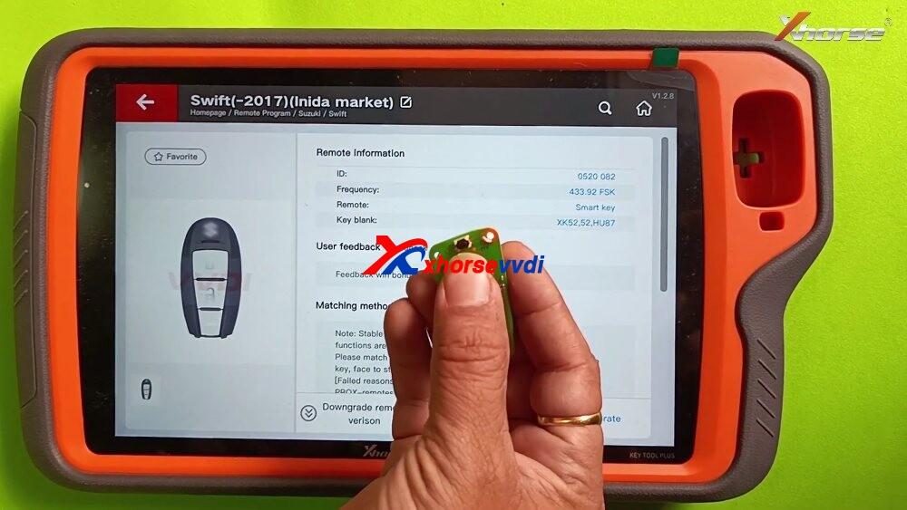 Maruti-Swift-2018-add-key-with-key-tool-plus-10