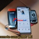 Program Remote Camry 2007 With Mini OBD 12