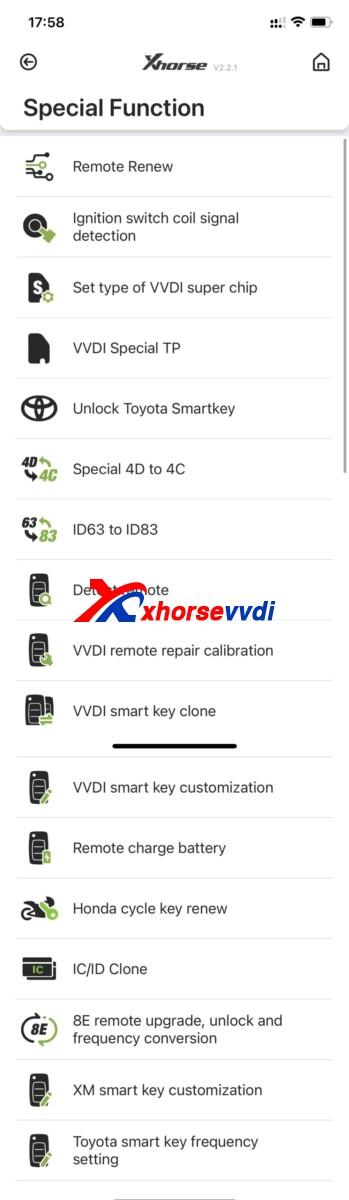 xhorse-vvdi-mini-key-tool-special-functions
