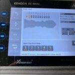 Condor MINI Plus Cut Mazda Key 2008 1