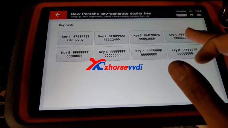 VVDI-Key-tool-plus-2011-Porsche-Cay-14