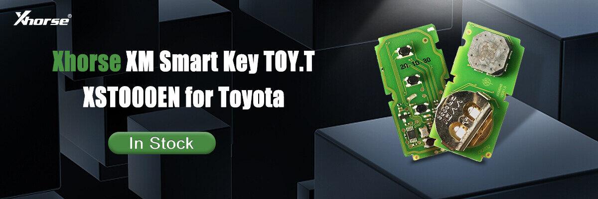 Xhorse XM Smart Key TOY.T XSTO00EN For Toyota(1)