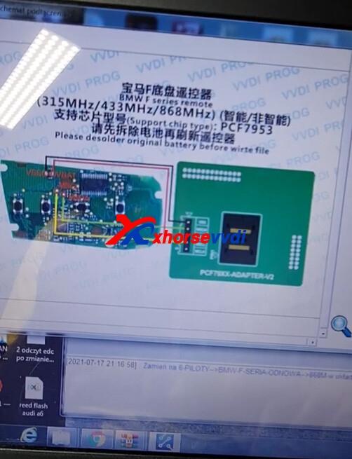 How-to-unlock-Key-Bmw-F-series-vvdi-pro-04