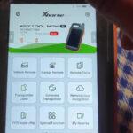 VVDI MAX To Generate Super Chip In Toyota Etios 4D 01 (2)
