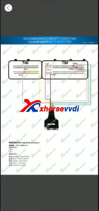 how-vvdi-mini-prog-reads-vw-med17.5.25-ecu-with-bosh-ecu-adapter-9
