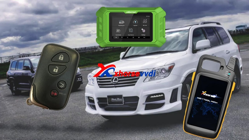 Lexus-570-Unlock-Smart-key-and-add-smart-key-with-Xhorse-vvditool-max-and-obdstar-x300-pro4-01