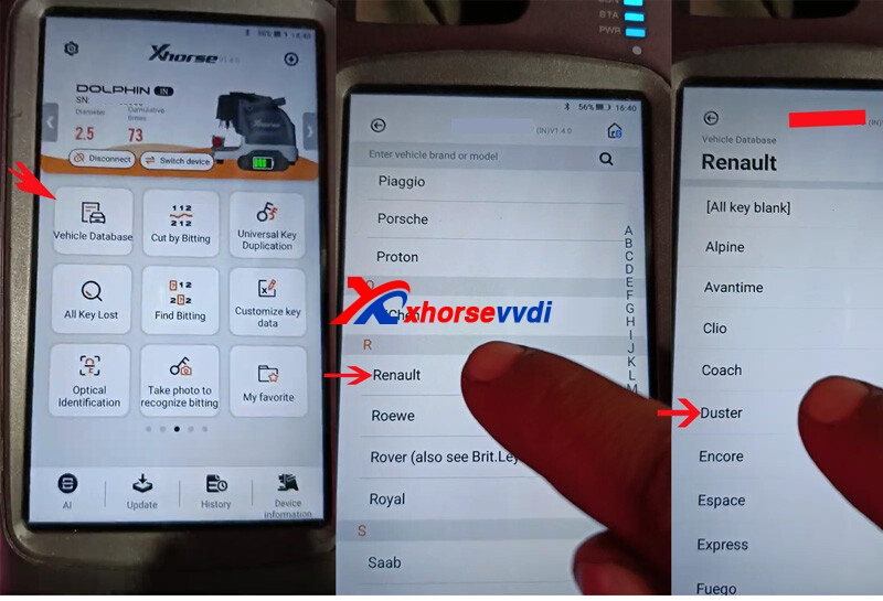 Renault-Duster-decode-key-cutting-key-by-Xhorse-VVDI-Key-Tool-Max-and-Dolphin-XP005-2