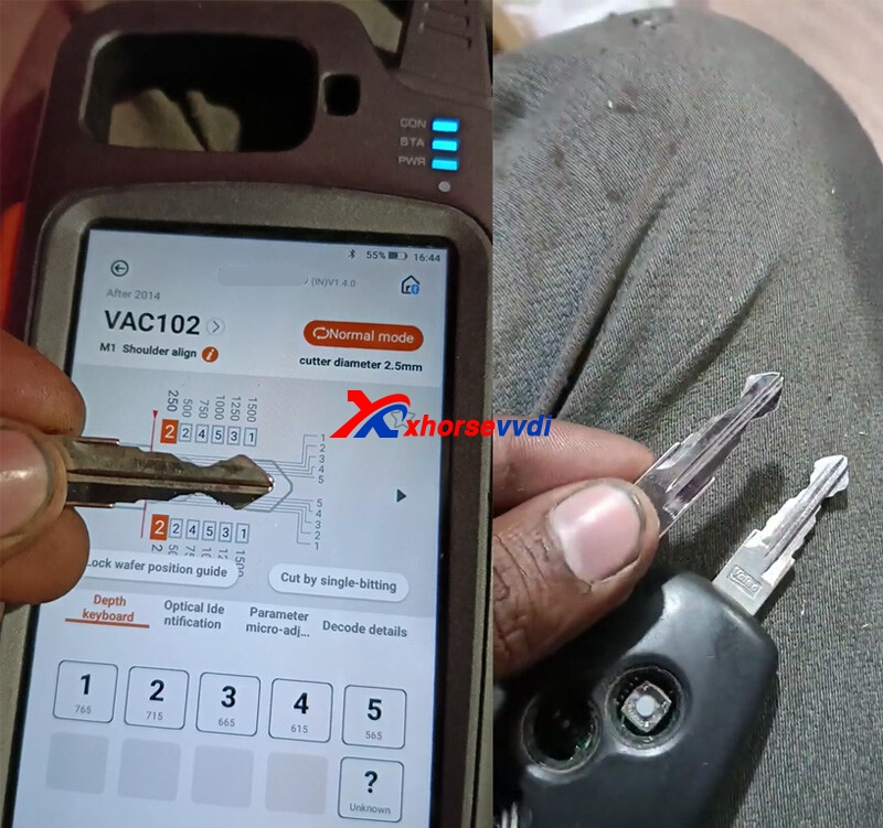 Renault-Duster-decode-key-cutting-key-by-Xhorse-VVDI-Key-Tool-Max-and-Dolphin-XP005-8