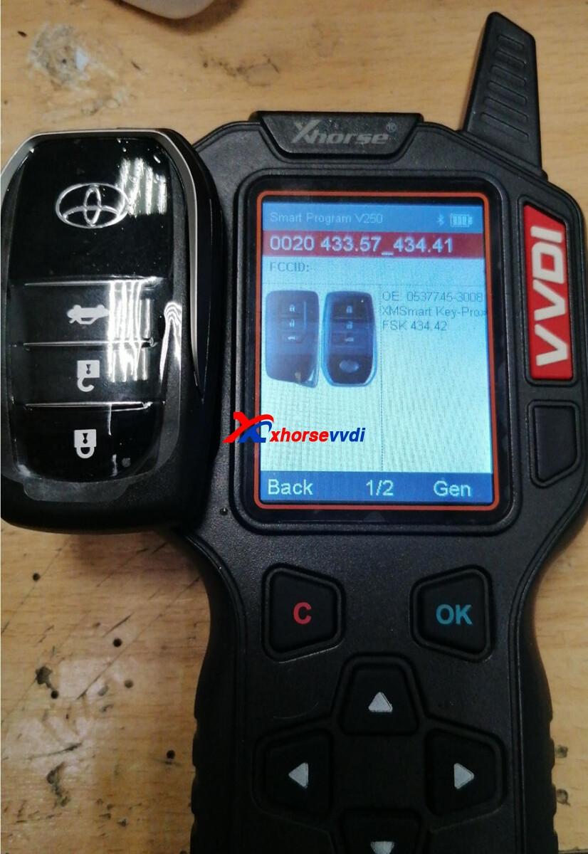 VVDI-Key-Tool-not-support-XM-Smart-1