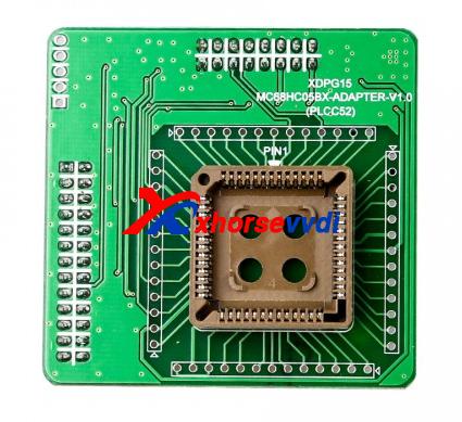 VVDI-PROG-MC68HC05X32-PLCC52
