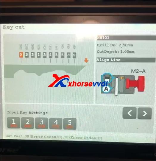 condor-xc-mini-plus-cut-fail-38-error-code38-solution-1