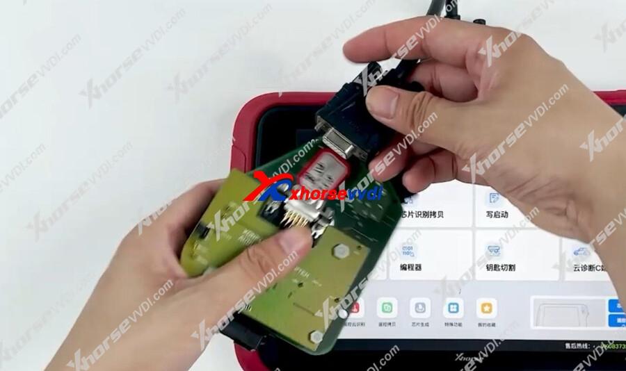 xhorse-vvdi-key-tool-plus-with-xdnp45-adapter-read-audi-j518-ok-8
