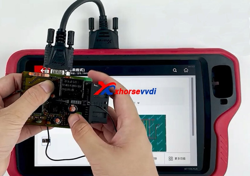 xhorse-xdnp50-ews3-adapter-step-by-step-tutorial-no-soldering-8