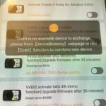 Xhorse VVDI2 Full No Available Device To Exchange Toyota H Tips 1
